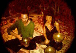 Exploring sound healing with singing bowls in Thailand